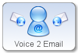 Gb teletracker - Voice 2 Email